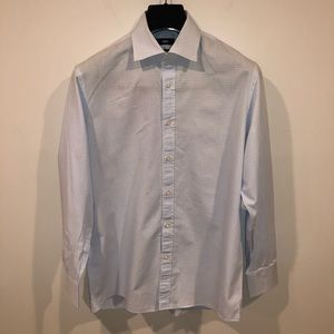 Hugo boss men's dress shirt regular fit size 16